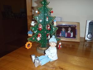 další můj vánoční stromeček