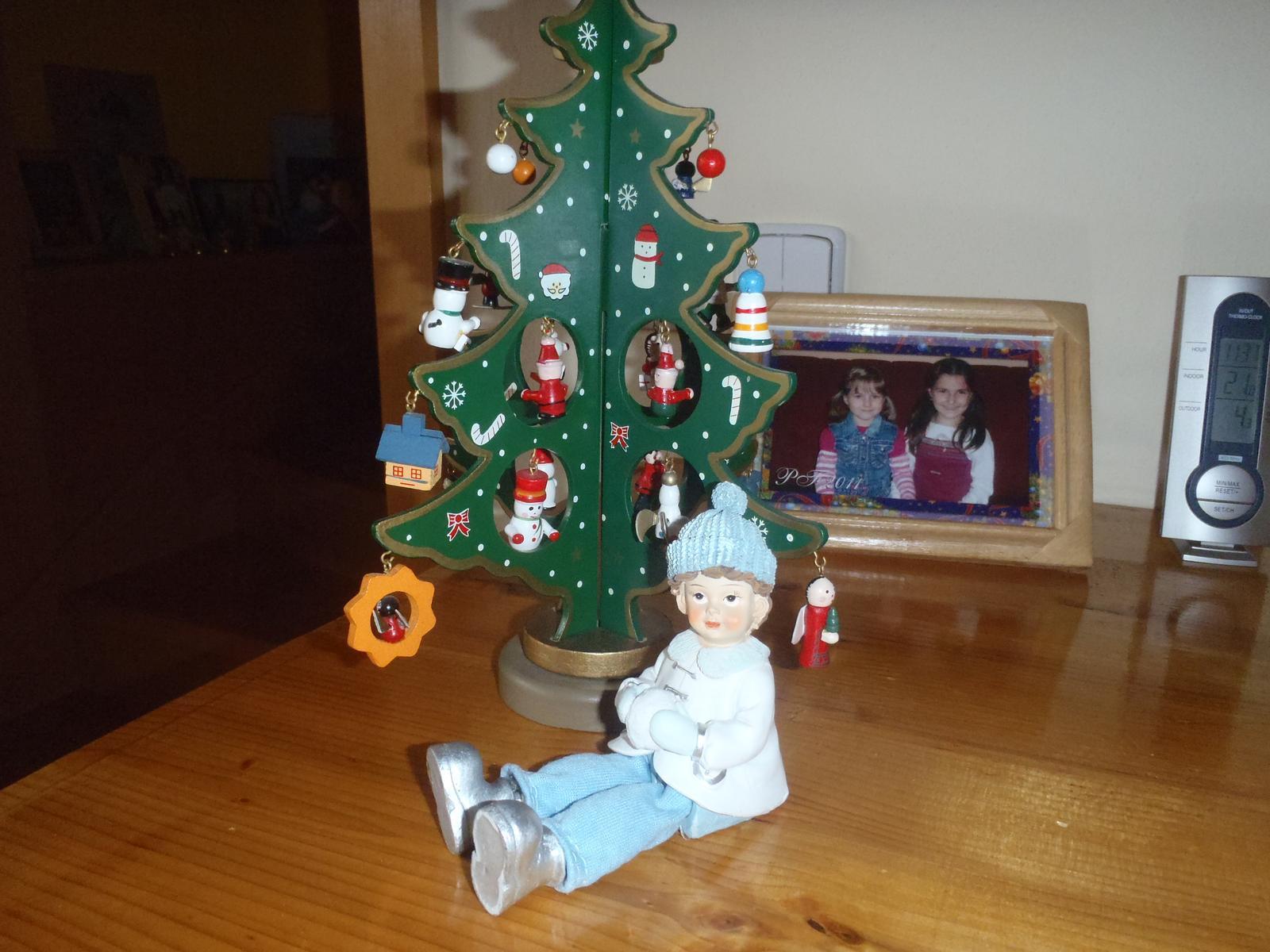 Vánoce 2012 - další můj vánoční stromeček