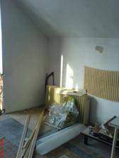 Rozbombardovana kuchyňa