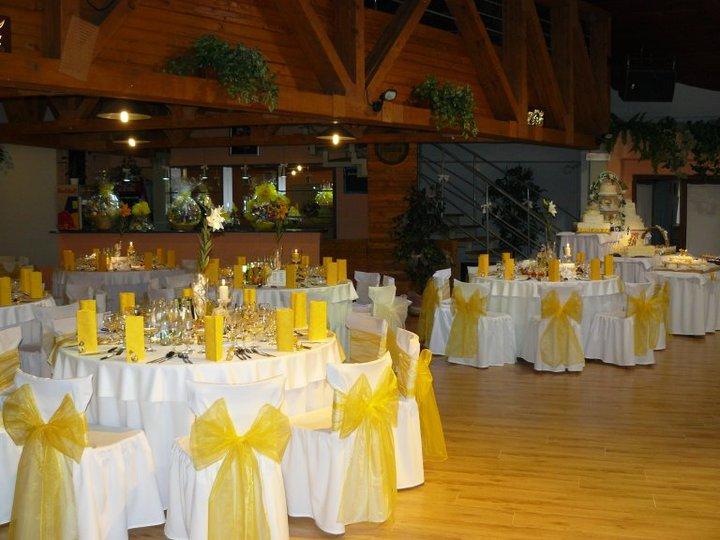 Tu budeme mat svadobnu hostinu... - Obrázok č. 5