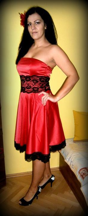Ach tie šaty - Moje šatky na redový tanec