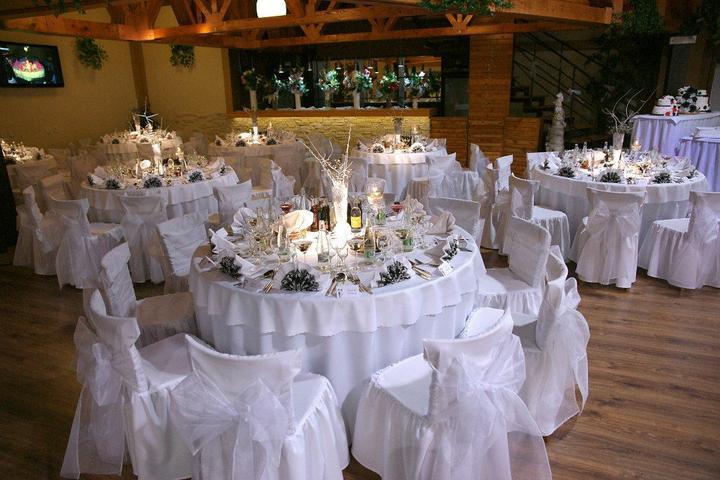 Tu budeme mat svadobnu hostinu... - Obrázok č. 8
