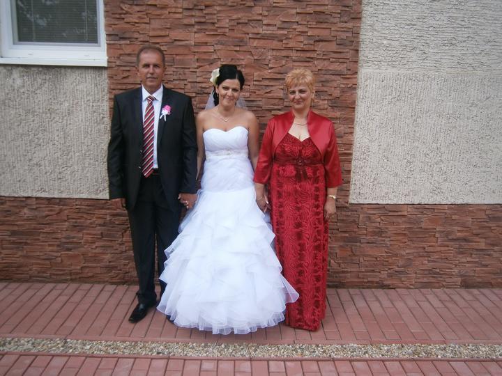 Janka {{_AND_}}Janík Pokrivňákovci - s mamkou a tatikom