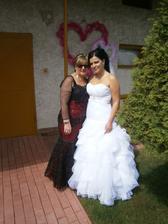 s krstnou mamou