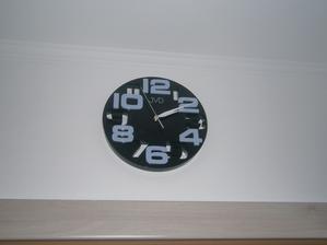nove hodinky pribudli