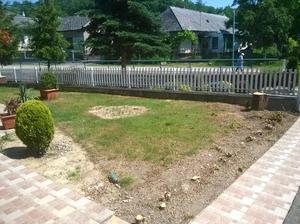 konečne sme sa odhodlali dat von živy plot