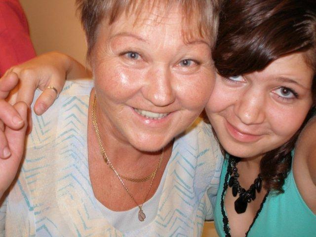 Zuzka{{_AND_}}Peťko - teta so sestrou