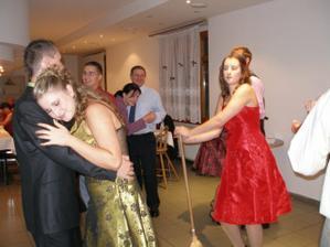 metlový tanec