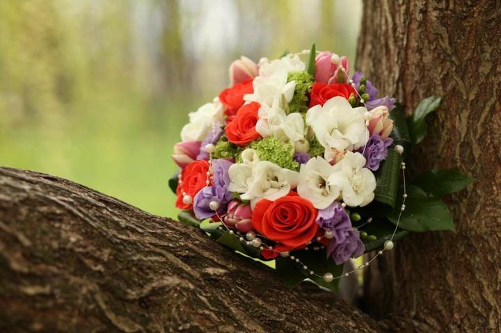 Svadobné kytičky - Obrázok č. 63