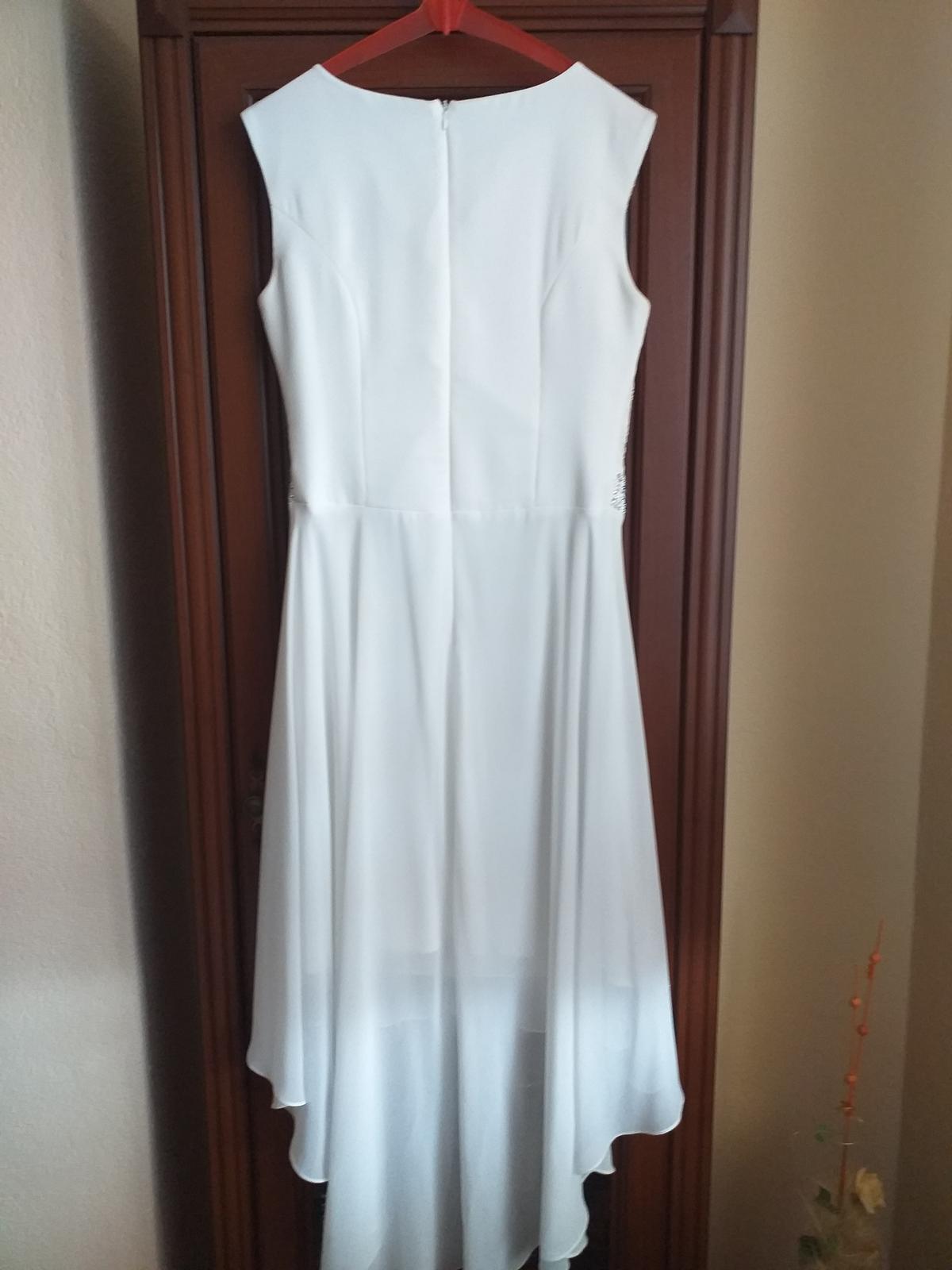 Luxusné popolnočné šaty - Obrázok č. 2