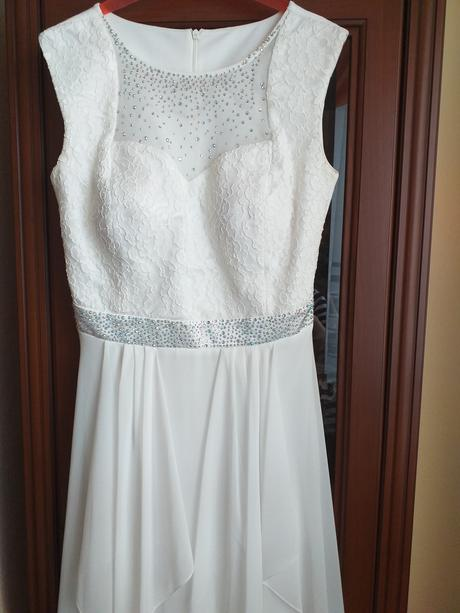 Luxusné popolnočné šaty - Obrázok č. 1