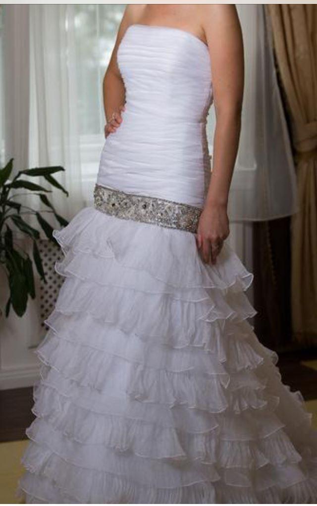 Svadobné šaty ROSA CLARA model ORIGEN, originál - Obrázok č. 1