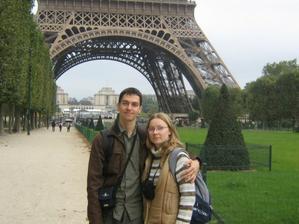 my v Parizi