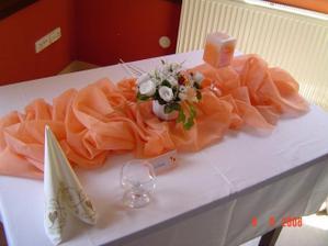 skuska vyzdoby stola