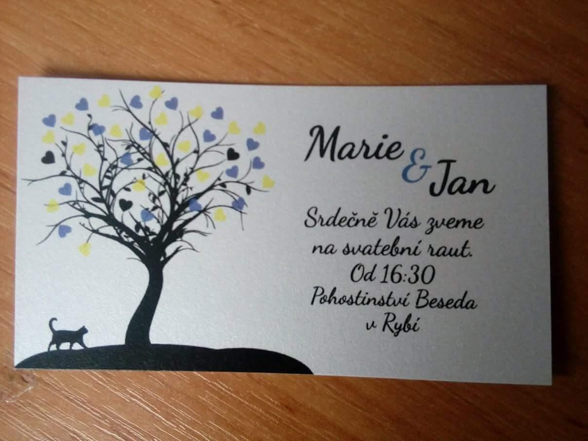 Naše oznámení, pozvánky ke... - Obrázok č. 2