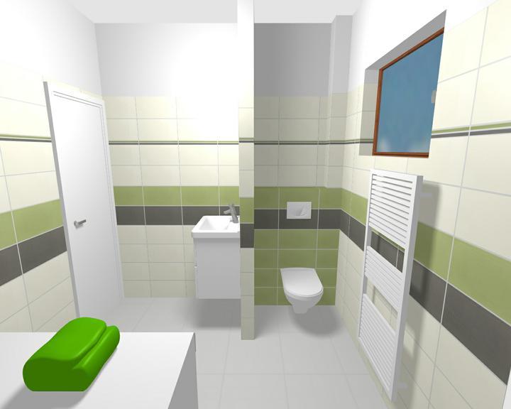 Horní koupelna a wc - 3