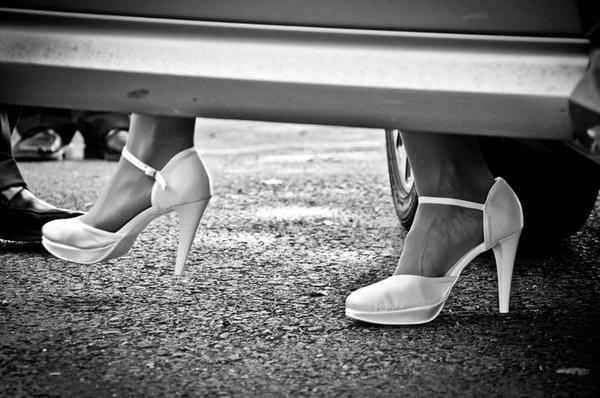 Měla jsem svatební boty... - Obrázok č. 1