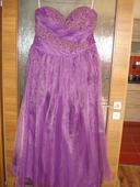 Společenské šaty 48-52, 48