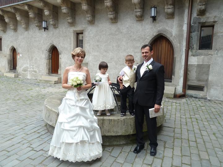 Zuzana{{_AND_}}Jaroslav - Jedna z fotiek kde sú obidve naše deti.