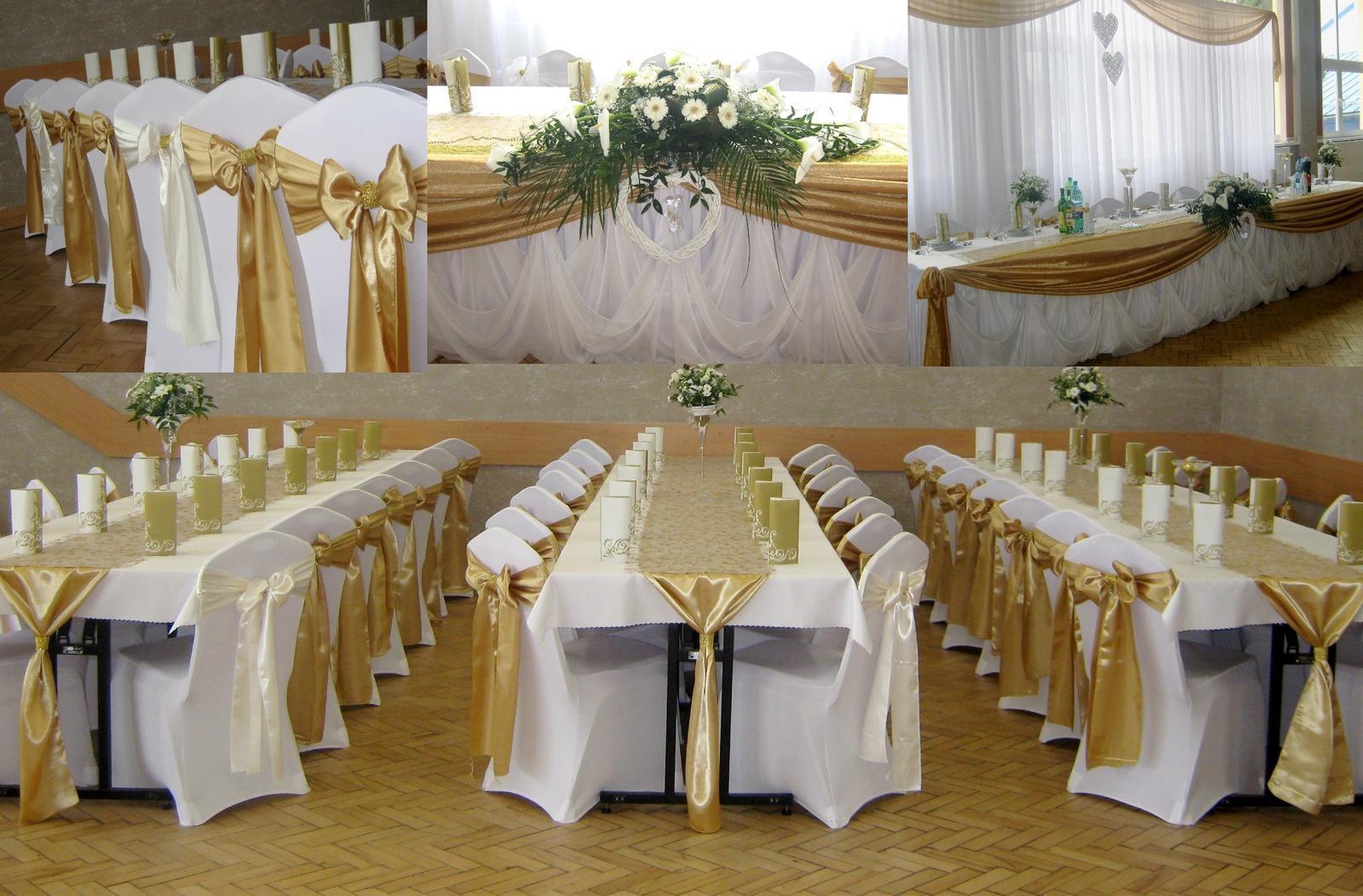 Svadobná výzdoba od 1€/osoba - Obrázok č. 1