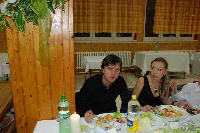 Miriama Spisakova{{_AND_}}Peter Mulik - nas velmi sympaticky kameraman so svojou manzelkou