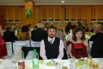 petov starsi brat Michal... s Liviou