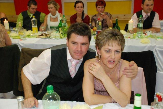 Miriama Spisakova{{_AND_}}Peter Mulik - Olinka s Lubom... velmi podareni manzelia....