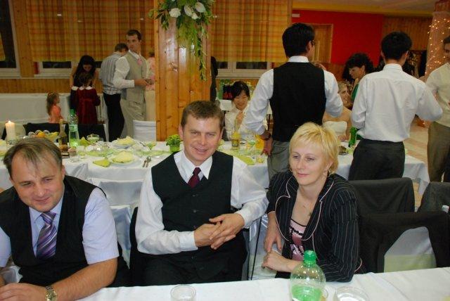 Miriama Spisakova{{_AND_}}Peter Mulik - mamina sesternica s manzelom