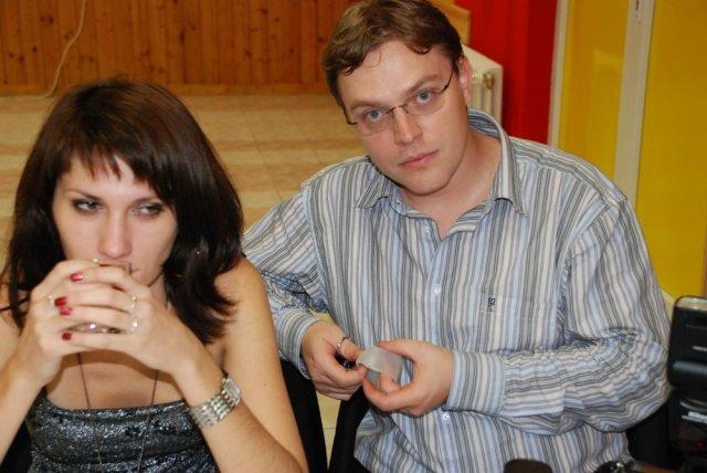 Miriama Spisakova{{_AND_}}Peter Mulik - nas fotograf s pritelkou katkou