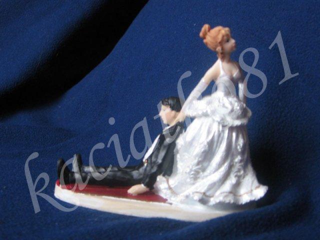 Figurka na hlavnu tortu