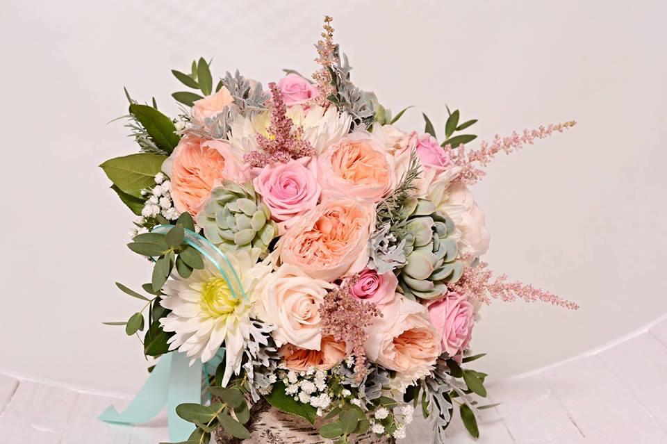 Nikol{{_AND_}}Miroslav - Má úžasná svatební květina