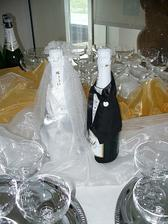 naše svadobné šampanské