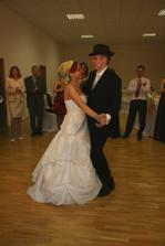 posledný tanček v svadobnom