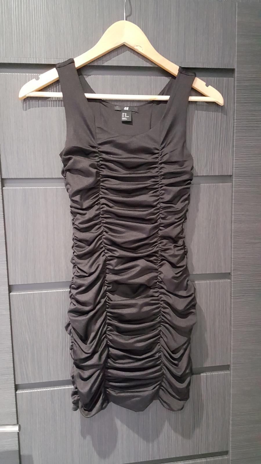 Dámske spoločenské šaty značky HM  - Obrázok č. 1