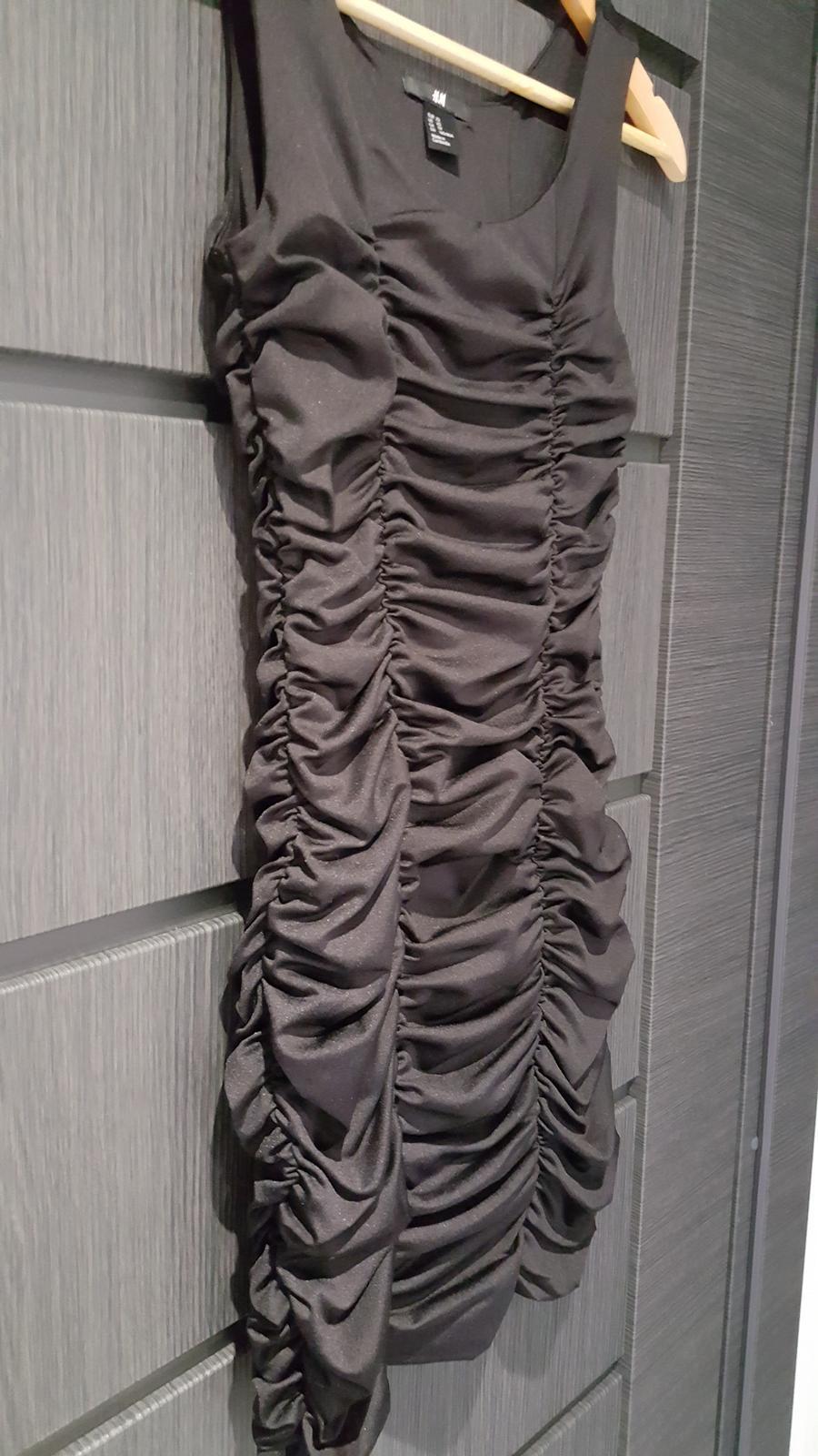 Dámske spoločenské šaty značky HM  - Obrázok č. 3