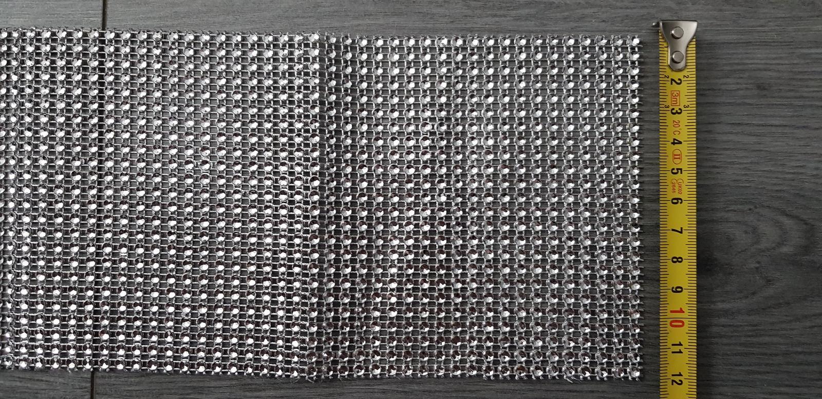 Glitrové pásy - Obrázok č. 4