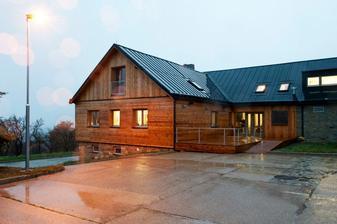 krásný hotel v srdci Bílých Karpat
