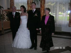 ... a toto Peťovi rodičia :)