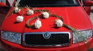Naše svadobné autíčko :)