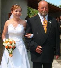 S otcem