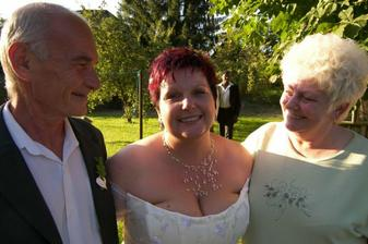 já s rodiči....