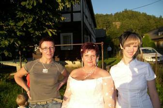 já a sestry ženicha