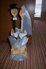 jeden ze svatebních darů.....