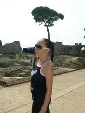 Svadobná cesta Rím 2