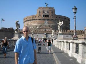 Svadobná cesta Rím 4