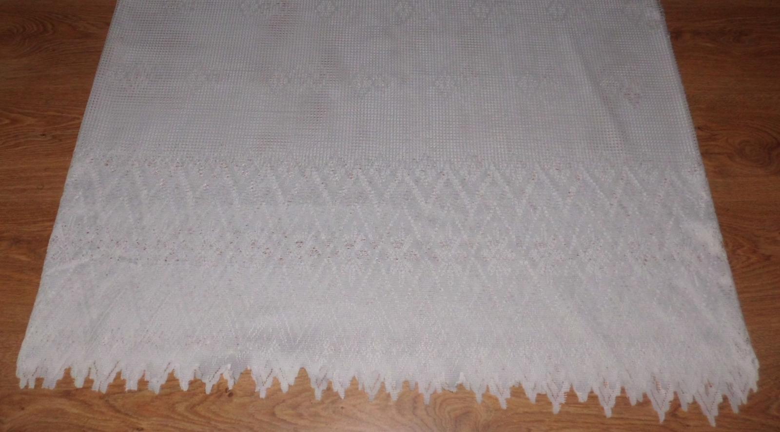 záclona-kosočtverce š 4,15cm x d 1,30cm - Obrázek č. 1
