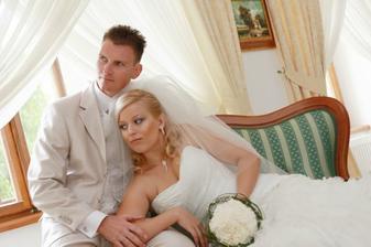 ....na svatební