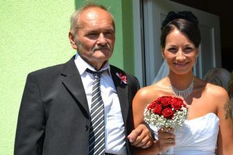S tátou...