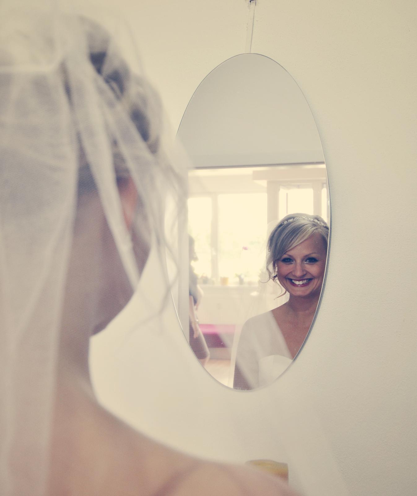 Ako sme si vytvorili našu svadbičku :) - a veru sama som sa i zmaľovala :D