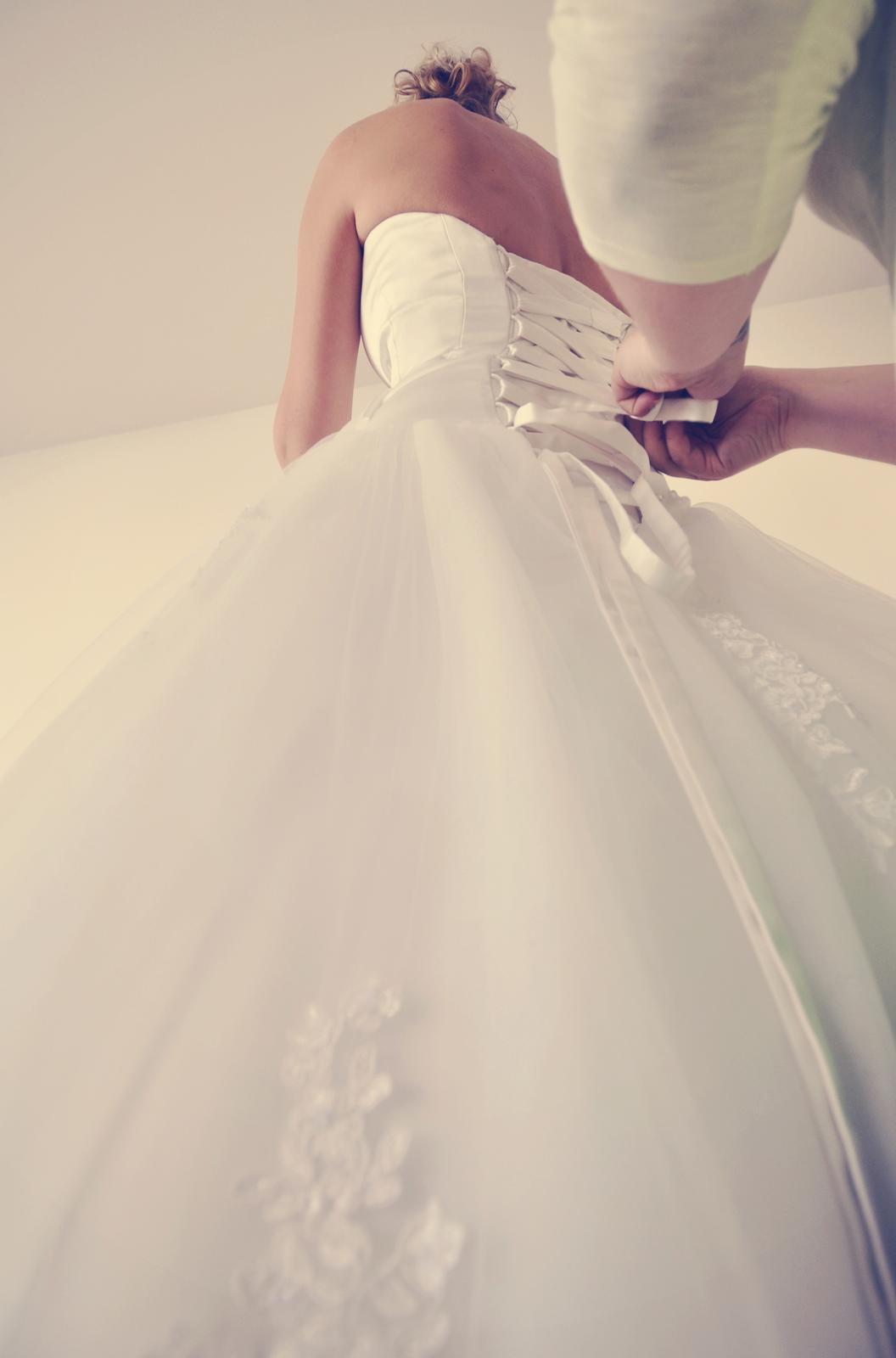 Ako sme si vytvorili našu svadbičku :) - posledné prípravy